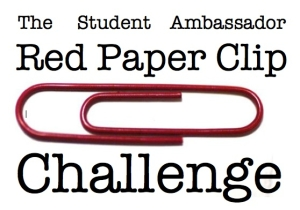 Red Paper Clip Challenge