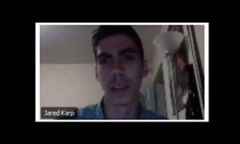 Jared Karp, Engineering Undergrad, UC Berkeley