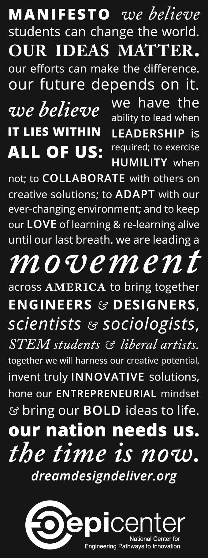 manifesto_students_can_change_the_world