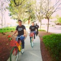 University Innovation Fellows on the Google Campus